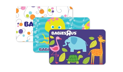 Babies R Us Gift Cards from CashStar
