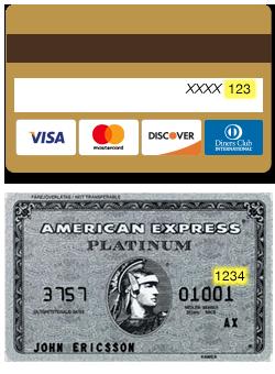 card security sample - Babies R Us Egift Card